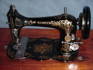 Dating singer treadle sewing machines