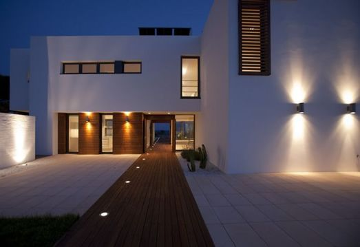 exterior house lighting design. House  Modern Outdoor Lighting Ideas Outdoors Pinterest
