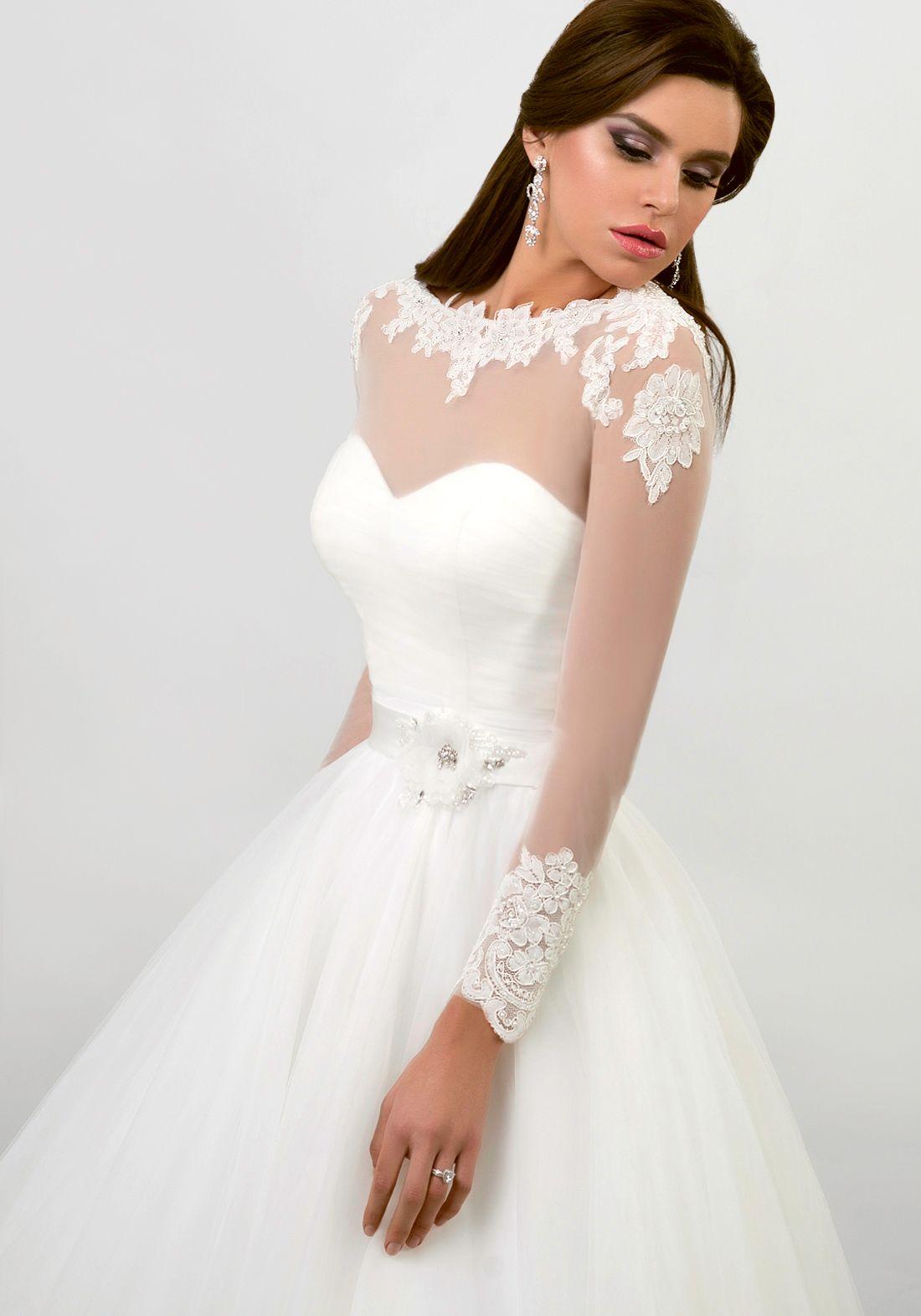 Sonya wedding dress love me forever by bien savvy winter