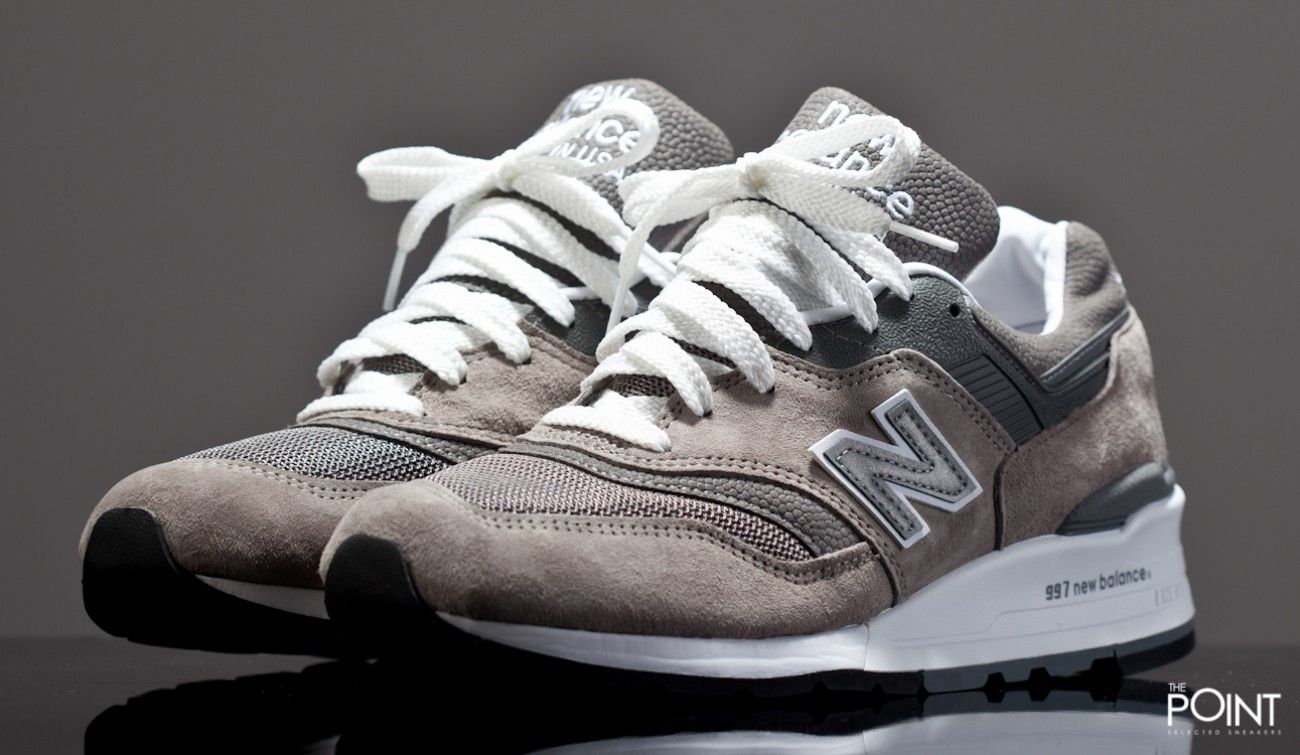 Zapatillas New Balance M997 GY2 Made In The Usa, tenemos disponible en  nuestra #tiendaonlinedezapatillas