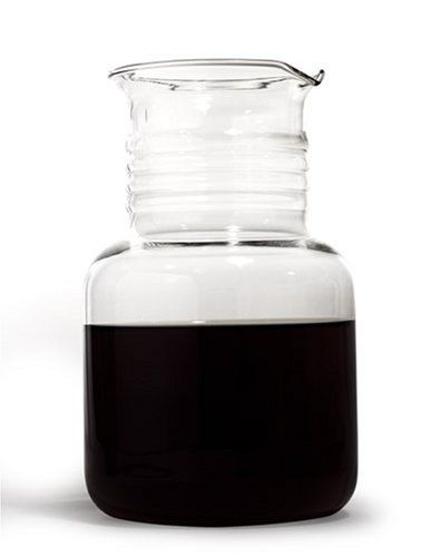 Brown Glass Pot Kfk12fl Clos Coffee Maker Replacement Pot Kf155f