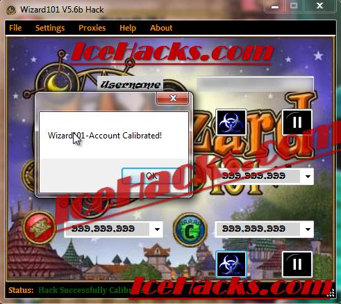 wizard101 hack