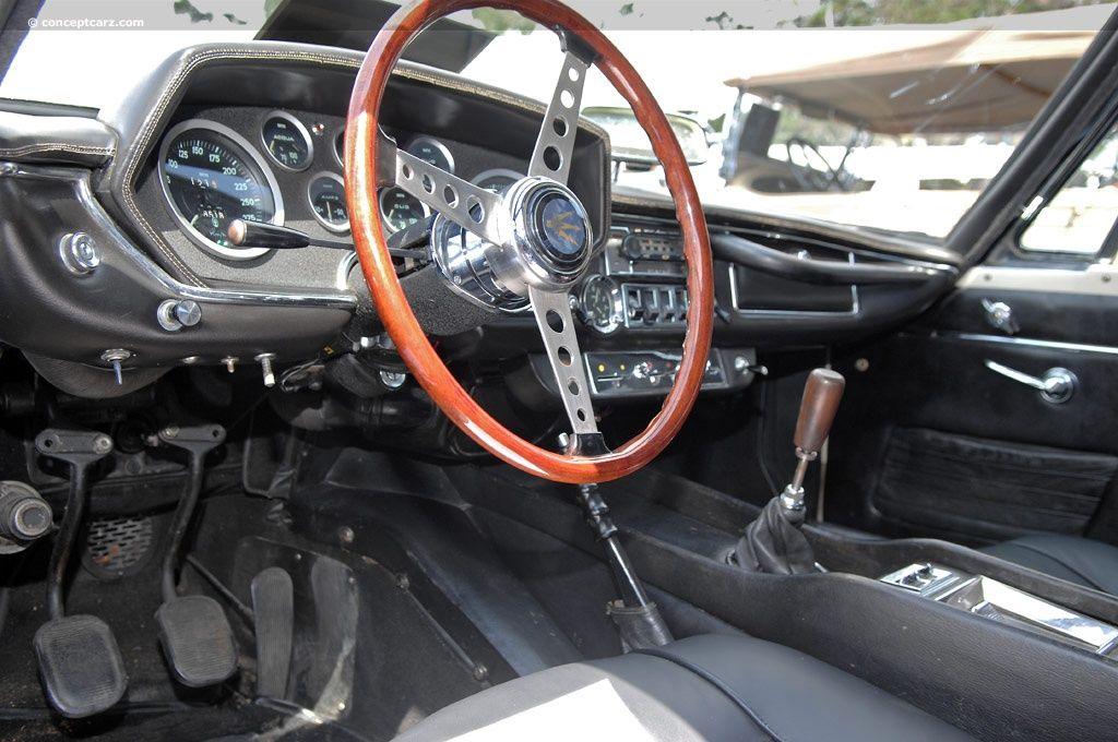1967 Maserati Mistral (4000GT, 4000 GT, Tipo 109 ...