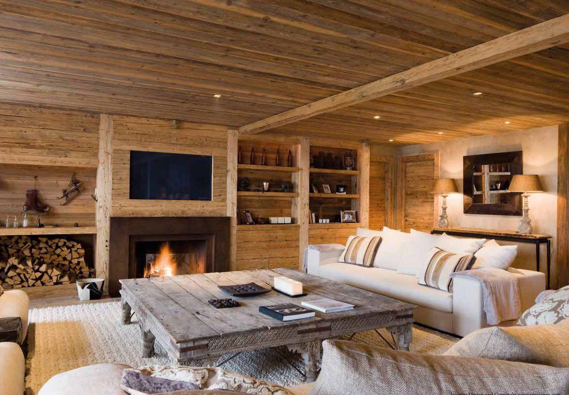 Altholz Modern Wohnen Wohnung Architektur Innenarchitektur