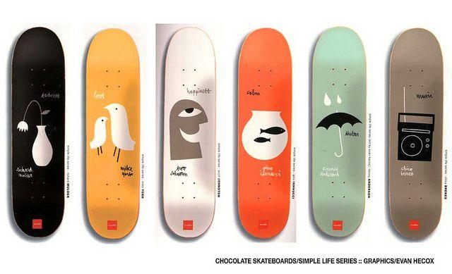 Evan Hecox Chocolate Skateboards Simple Life Flickr Photo Sharing Chocolate Skateboards Skateboard Deck Art Skateboard Design
