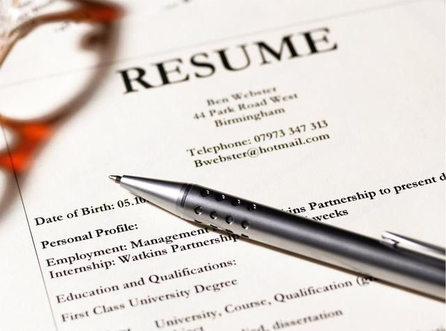 Tips for Writing a Resume for a Job Application Professional resume - successful resume