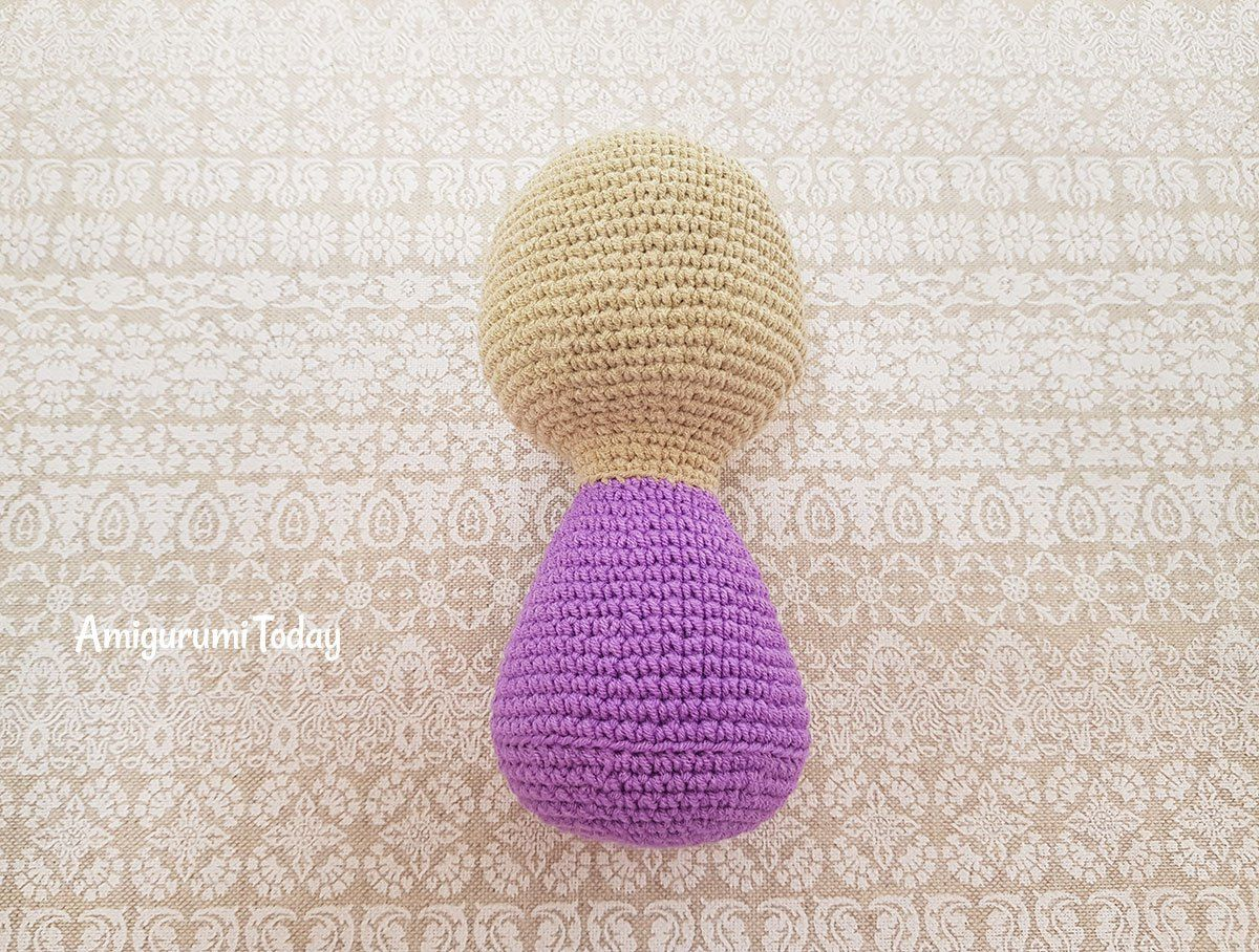 Free ballerina cat amigurumi pattern - crochet body | crochet ...