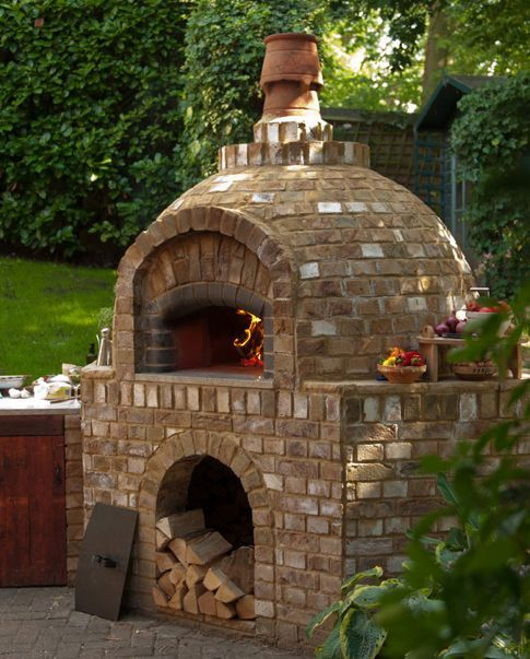 Wood Fired Pizza Oven Jamie Oliver Outdoor Furniture Design And Ideas Diy Pizza Oven Pizza Oven Brick Oven Outdoor