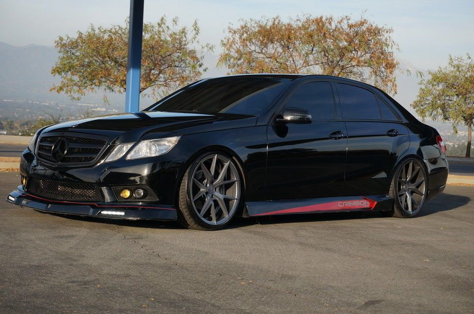 Cool Awesome 2010 Mercedes Benz E Class Base Sedan 4 Door One And