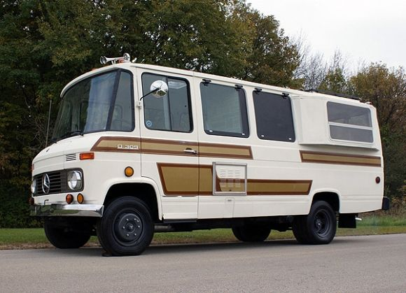 Mercedes motorhome 1972 mercedes benz 309d motorhome for for Mercedes benz camper vans for sale