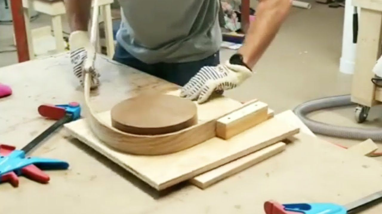 Awesome Woodworking Trick and Techniques - YouTube ...
