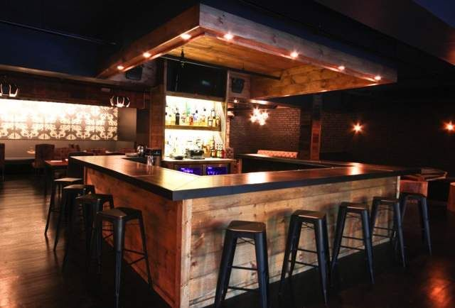 The Coolest Bars And Restaurants In Town Cool Bars Atlanta Restaurants American Restaurant