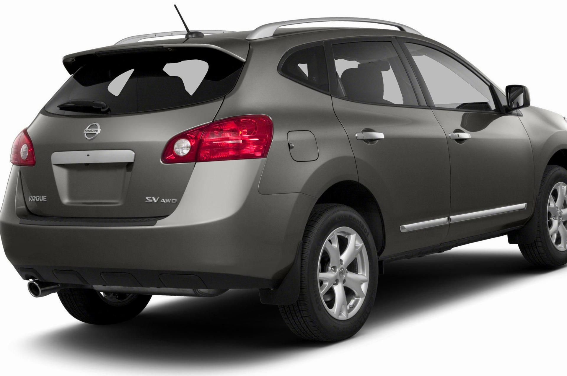 Nissan Rogue Specifications