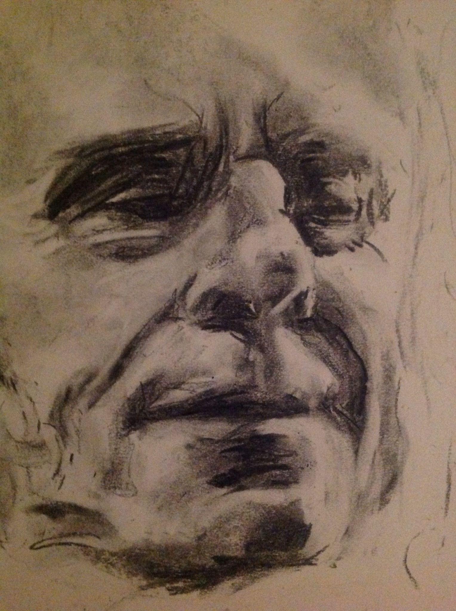 Peter van te Bos ( claw boys claw) portret van foto