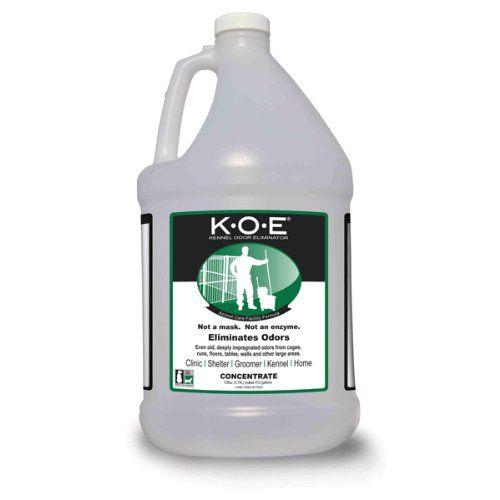 eliminator koe concentrate scent disinfectant deodorizer performance