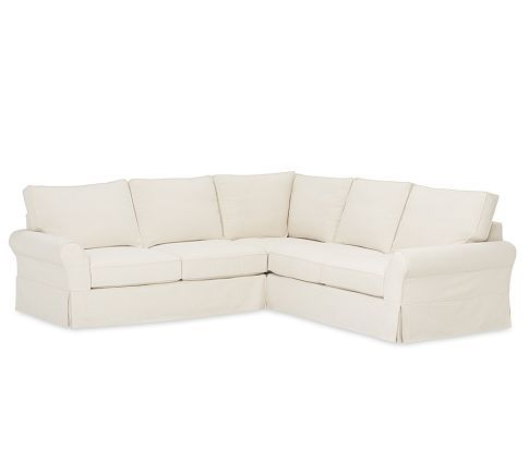 pb comfort sectional the most comfortable couch ever livin rh pinterest com