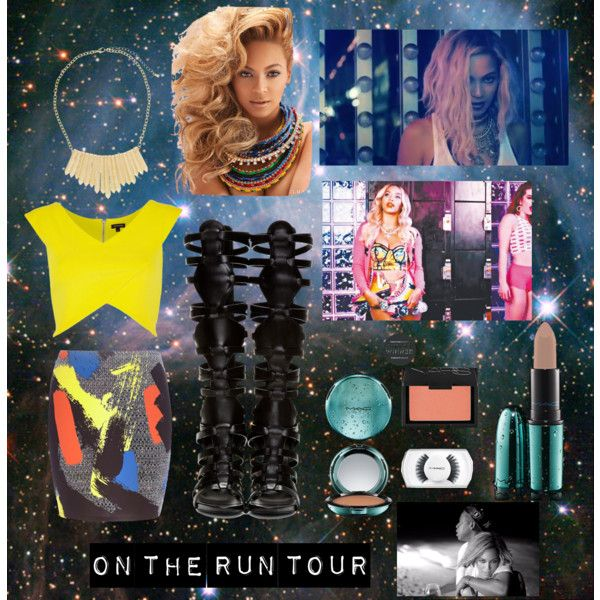 Beyonce \ Jay Z On The Run Tour Concert Outfit - copy jay z the blueprint 2 zip