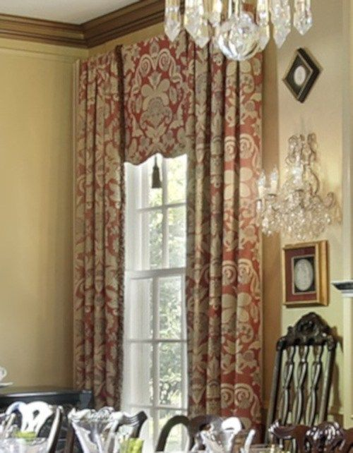 Superieur Formal Dining Room Window Treatments   Traditional Ideas To Try Today
