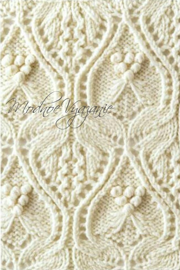 Японские ажурные узоры - коллекция №1 - Модное вязание | Crochet and ...