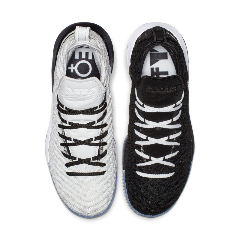 e34826f0856 LeBron 16 Basketball Shoe - White