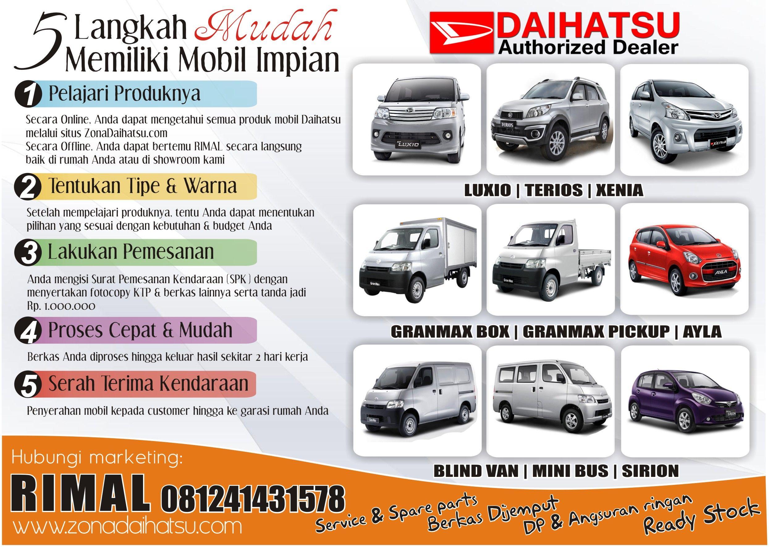 Daihatsu Makassar di Makassar, Sulawesi Selatan