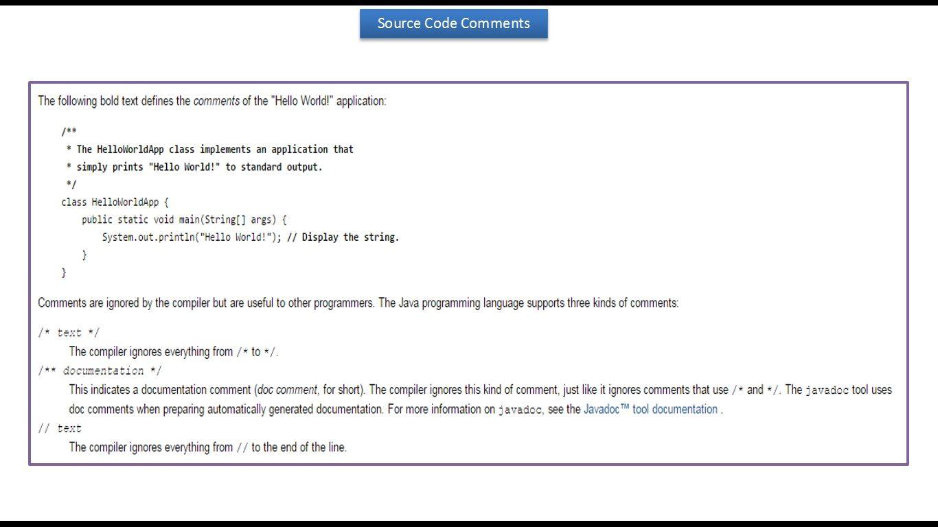 Java ee java tutorial source code comments j2ee pinterest java ee java tutorial source code comments baditri Gallery
