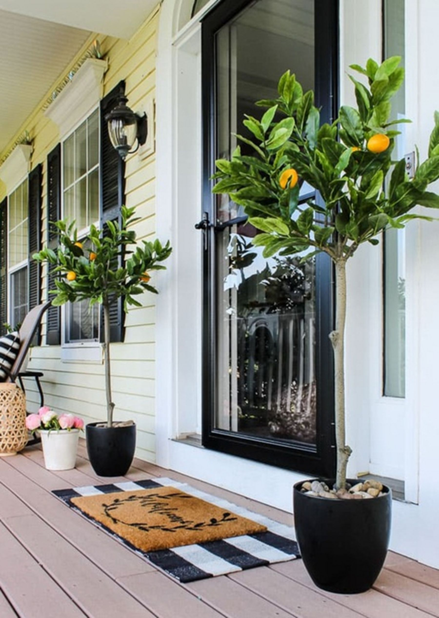 21 Easy and Cheap Summer Decoration Ideas For Front Porch