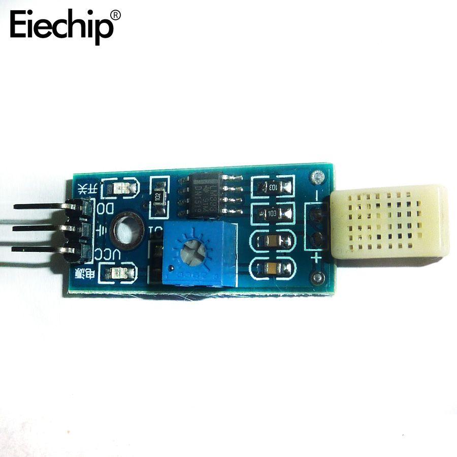 Humidity sensor module HR202 humidity module humidity detection (3 ...
