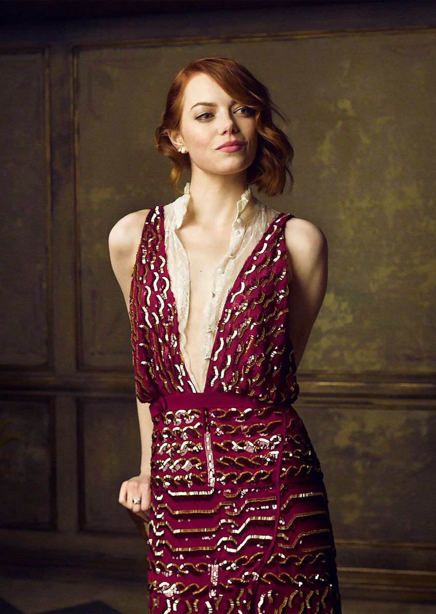 """That's what you always do...you confuse love for admiration."" [Emma Stone - Vanity Fair - February 2015] #Birdman"
