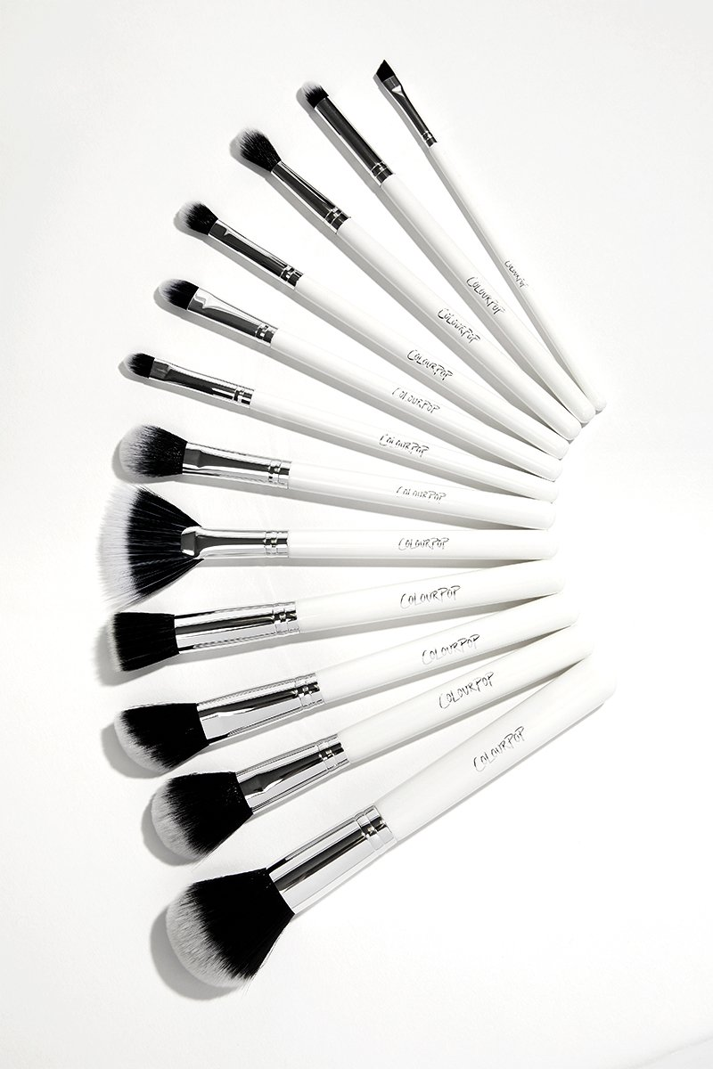 Brush Bundle Affordable makeup brushes, Makeup brush set