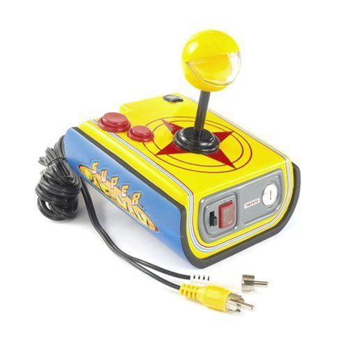 Jakks Super PacMan TV Game -- You can get more details by clicking on the image. Note:It is Affiliate Link to Amazon.