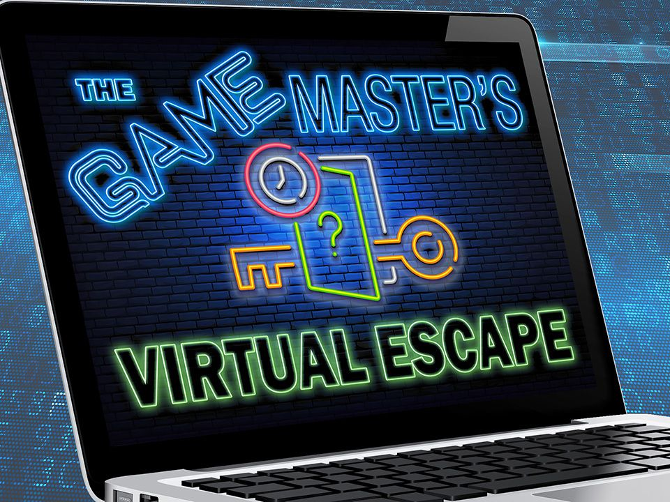 The Game Master's Virtual Escape virtual mystery party