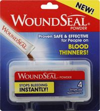 Wound Seal Powder for People on Blood Thinners | Cool Ideas! | First
