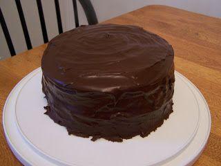 BESTEVER CHOCOLATE FUDGE LAYER CAKE Cakes Pinterest Giant kit
