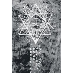 Alchemy England Ouroboros Snake Herren-T-Shirt - schwarz