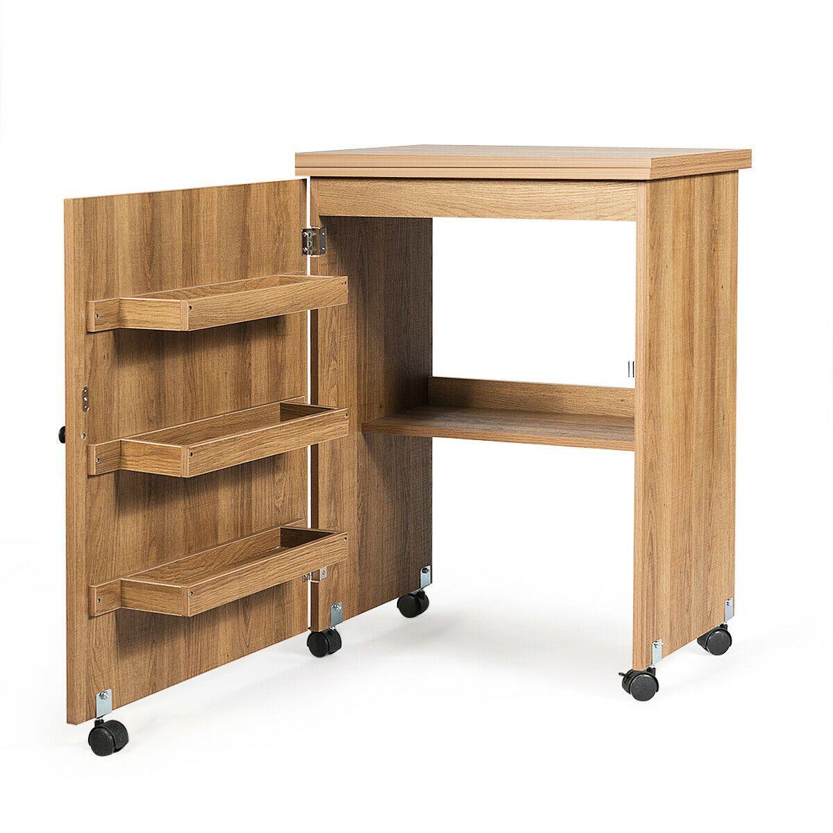 Folding Sewing Craft Table Shelf Storage Cabinet Home Furniture Moveis Espaço De Costura Maquina De Costura