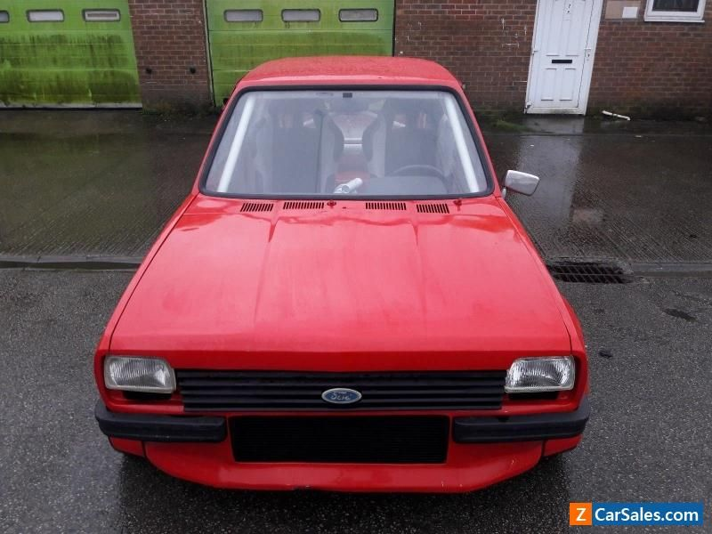 Ford Fiesta Mk1 4x4 Cosworth ford fiesta forsale