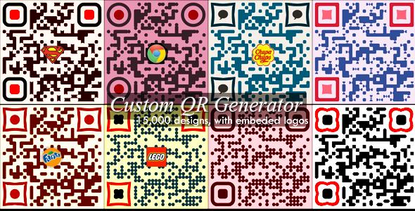 Best QR code generator script | Marketing | Qr code