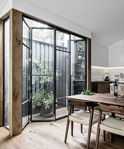 This Project Is A Renovation To A Single Storey Terrace House In