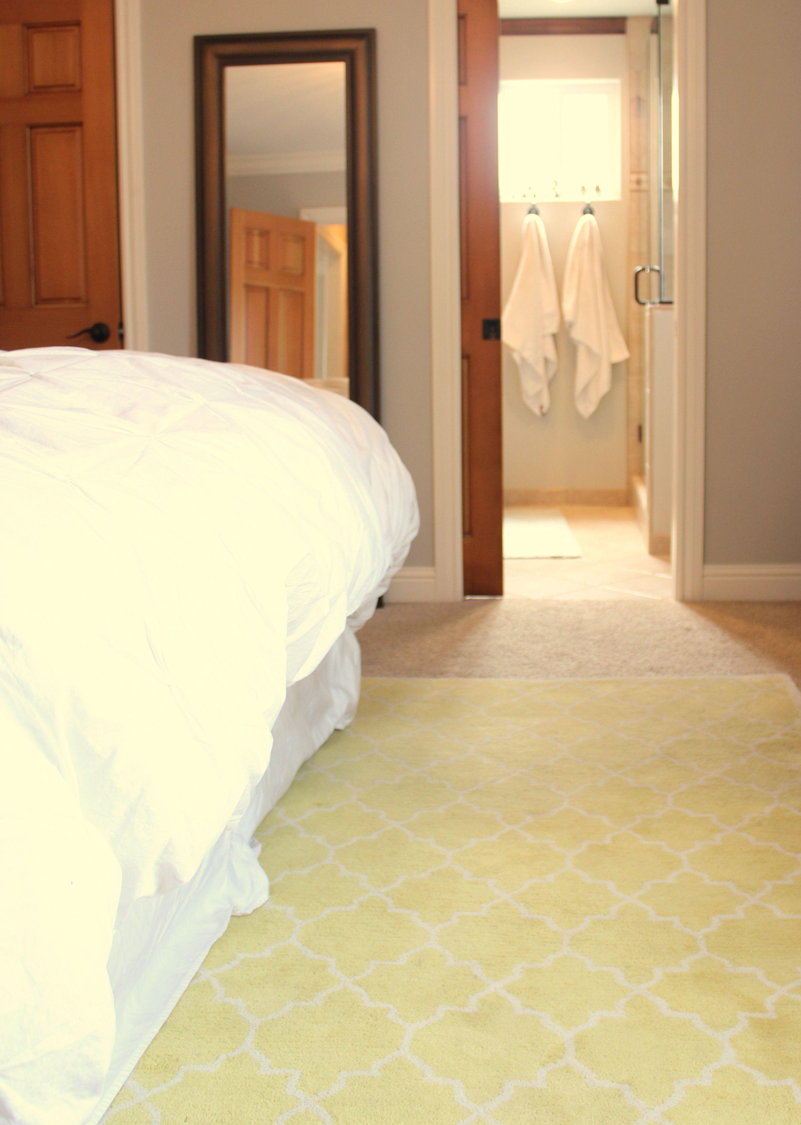 area rug on carpet. so cozy | Decorating & Organizing | Pinterest ...