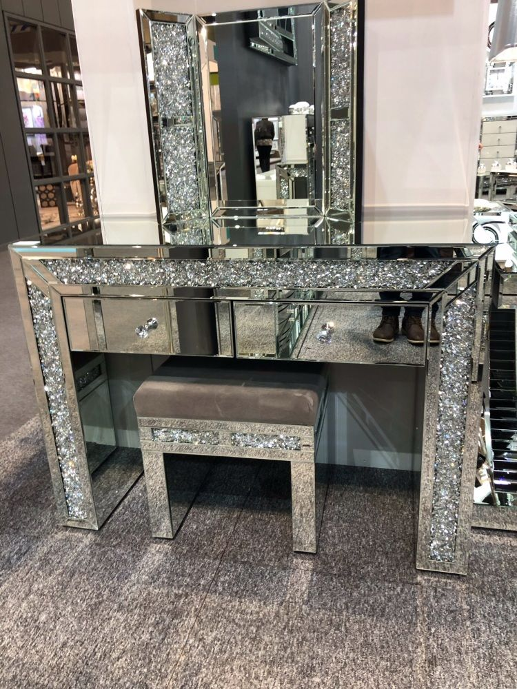 Mirror Crush Sparkle - Outlet Mirrors - the online decorative mirror superstore