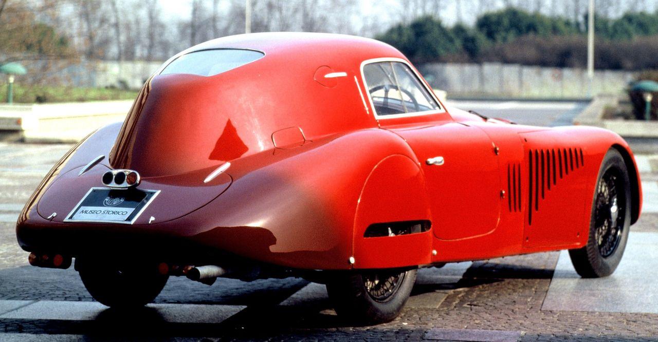 Carsthatnevermadeit   U201c Alfa Romeo 8c 2900b Speciale Tipo