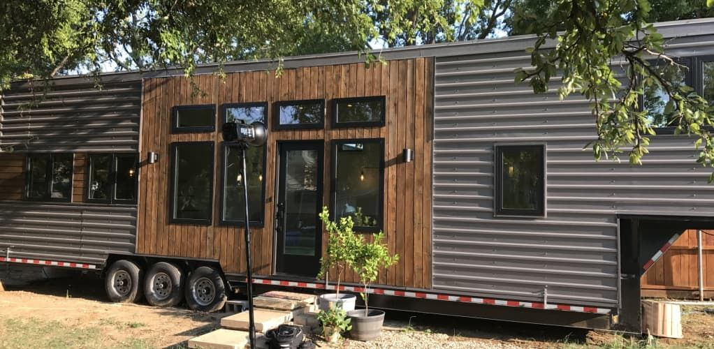 Extra Large 459sf Tiny Home Tiny House For Sale In Colleyville