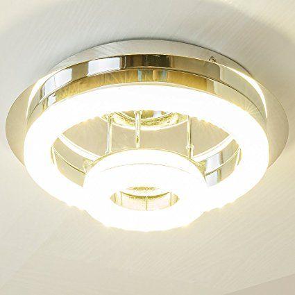 Lu-Mi® LED Deckenleuchte Wohnzimmer Designleuchte Deckenlampe - deckenlampen wohnzimmer led
