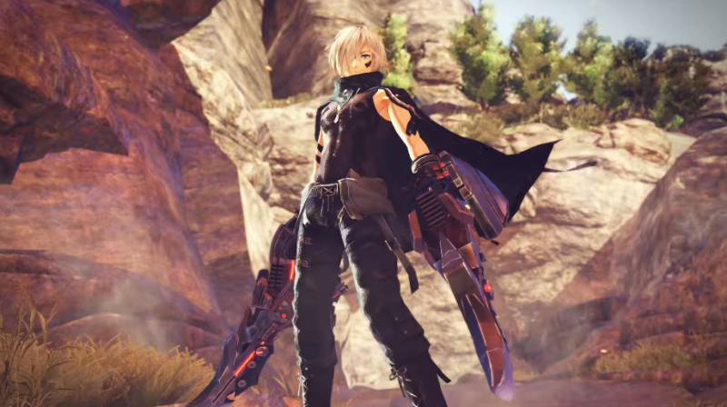 God Eater 3 Gets Its First Trailer Bandai namco