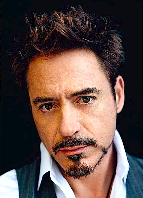 RDJ superpower: His eyes can flash and send you crashing ...