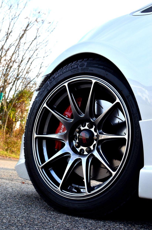 XXR527 winter wheels on  Size 17X8 25 +25 225/45r17  | Audi