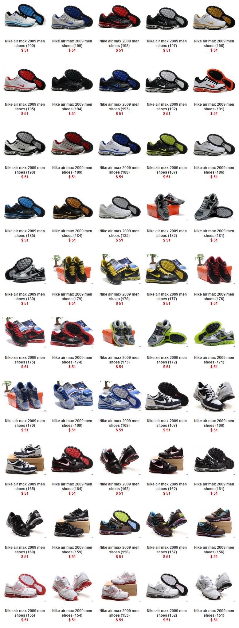 Max 2009 Air Us8 5 eu41 5 uk7 Nike uk7 Shoes Size Men BelowUs8 UGMVjLSzqp