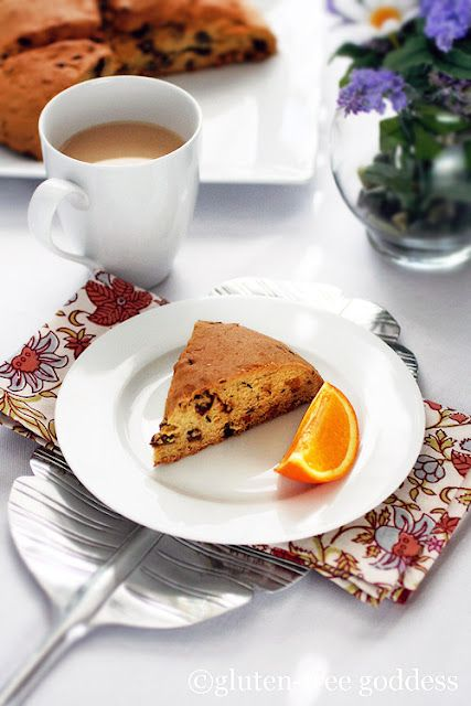 Gluten-Free Orange Soda Bread. The fresh orange juice ...