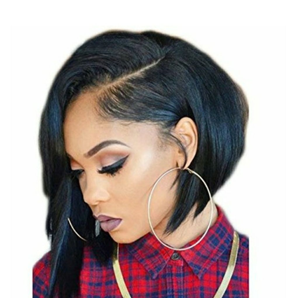 Bob Beauty Virgin Human Hair Lace Front Wig  Lace front wigs Wig